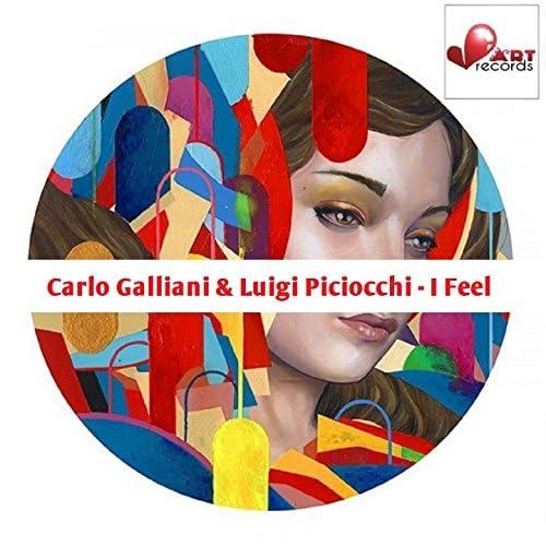Carlo Galliani, Luigi Piciocchi