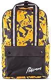 Difuzed School Bag - Pokemon Zaino Pikachu Unisex Adulto, Multicolor