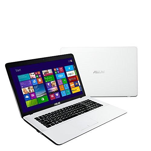 ASUS F751M (17,3 Zoll) Notebook (Intel N2940 Quad Core 4x2.25 GHz, 8GB RAM, 750GB S-ATA HDD, Intel HD Graphic, HDMI, Webcam, USB 3.0, WLAN, DVD-Brenner, Windows 8.1 64 Bit) #4875