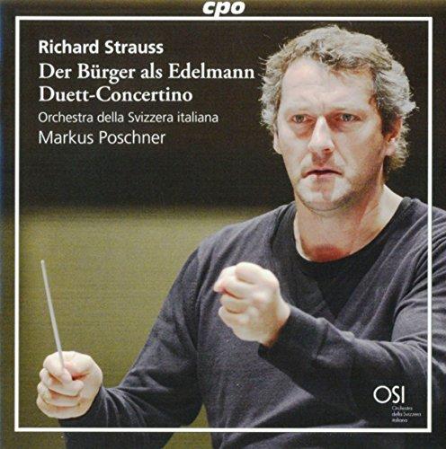 Der Buerger Als Edelmann - Duett-Concertino