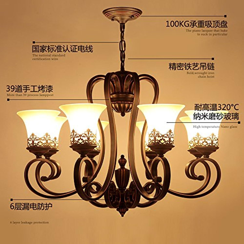 YU-K Retro Wandleuchte aus geschmiedetem Eisen vintage Harz LED Wandleuchte ideal für Bar Restaurant Cafe Wohnzimmer Schlafzimmer Flur Balkon, keine Lichtquelle