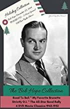 Bob Hope Collection-4 Movie DVD's-BONUS Bob Hope Command Performance 2 hr.Christmas Special Old Time Radio Shows! Starring Spike Jones-Frank Sinatra-Spencer Tracey-Jack Benny-Judy Garland and MORE!