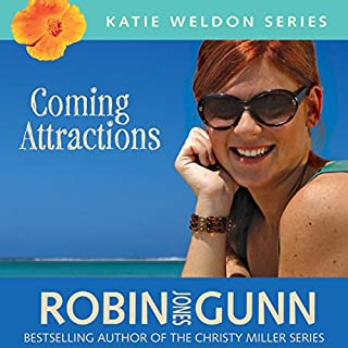 Coming Attractions     Katie Weldon Series, Book 3              By:                                                                                                                                 Robin Jones Gunn                               Narrated by:                                                                                                                                 Emily Durant                      Length: 8 hrs and 10 mins     25 ratings     Overall 4.9