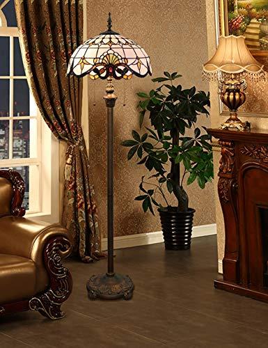 STEHLEUCHTE HDO 16-Zoll europäischen Barock Stehlampe Wohnzimmerlampe