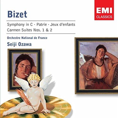 Seiji Ozawa/Orchestre National De France