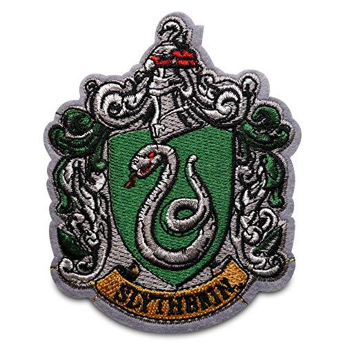 Finally Home Slytherin Harry Potter - Parches para Planchar o Planchar