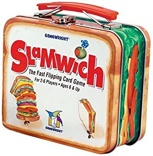 Brybelly Holdings TGMW-25 Slamwich Collectors Edition Tin card game