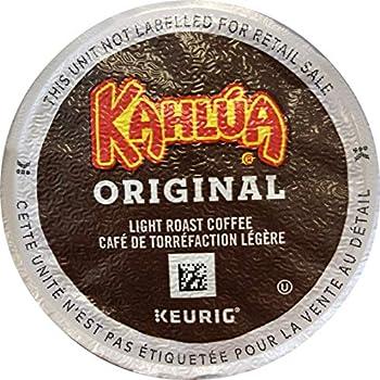 Kahlua Coffee Original single serve K-Cup pods for Keurig brewers 120 Count