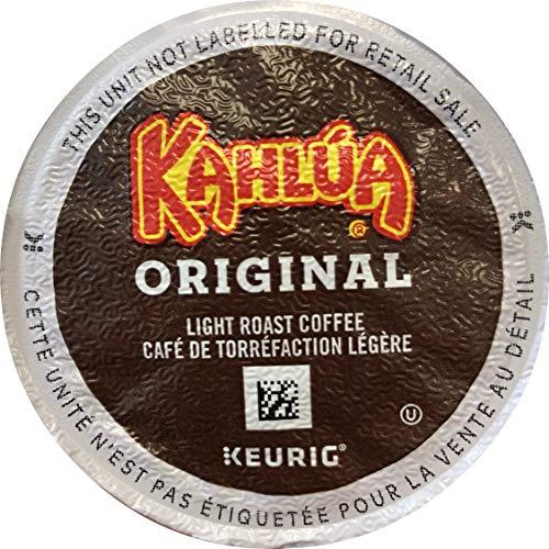 Kahlua Coffee Original single serve K-Cup pods for Keurig brewers, 120 Count