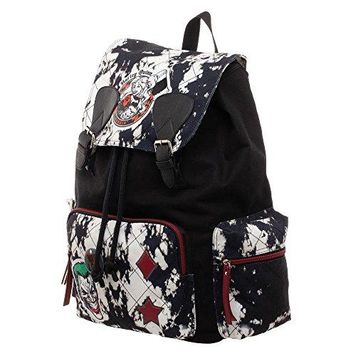 51zqTvhScYL Harley Quinn Backpacks for School