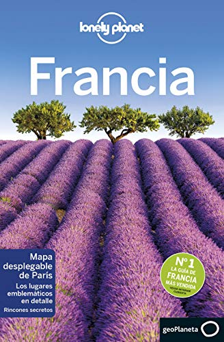 Francia 8 (Guías de País Lonely Planet)