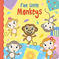 Five Little Monkeys (Finger Puppet Books)