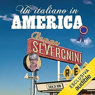 Un italiano in America copertina