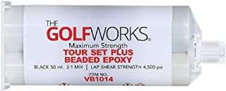 The GolfWorks Max Strength Tour Set Plus Beaded Epoxy 50ml