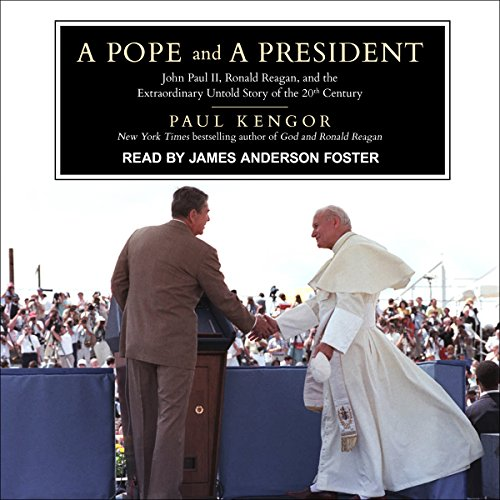 A Pope and a President cover art