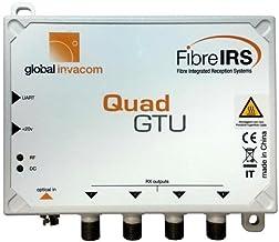Invacom MKIII-IRS, unidad Quad de cierre para interruptor múltiple