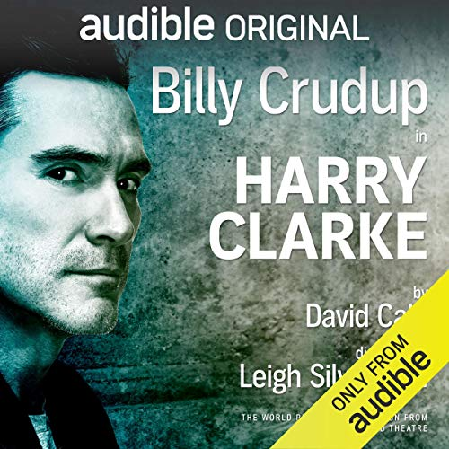 Harry Clarke audiobook cover art