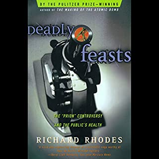 Deadly Feasts cover art