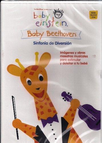 BABY BEETHOVEN, Sinfonia De Diversion (Baby Einstein series).