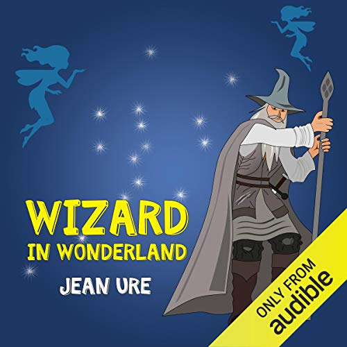 Wizard in Wonderland cover art