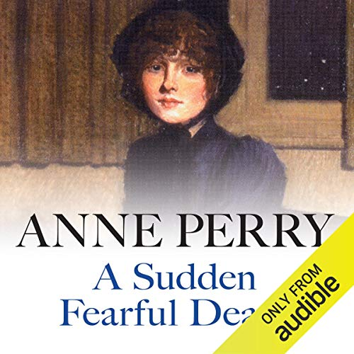 A Sudden Fearful Death cover art