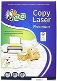 Tico LP4W-210297 Etichette Senza Margini, 100 FF, 210 x 297, Bianco...