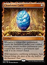 Magic The Gathering - Cloudstone Curio (010/054) - Masterpiece Series: Kaladesh & Aether Revolt Inventions - Foil