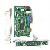 Compatibile con N133HSE-EB1/EB3 EDP 30-Pin WLED Laptop PC LCD 13,3 'HDMI-compatibile+VGA 19201080 Monitor Controller Drive Board (N133HSE-EB1)