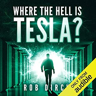 Where the Hell is Tesla? audiobook cover art