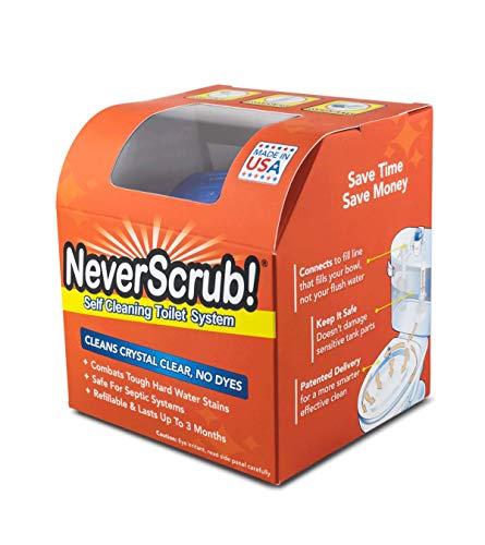 NeverScrub