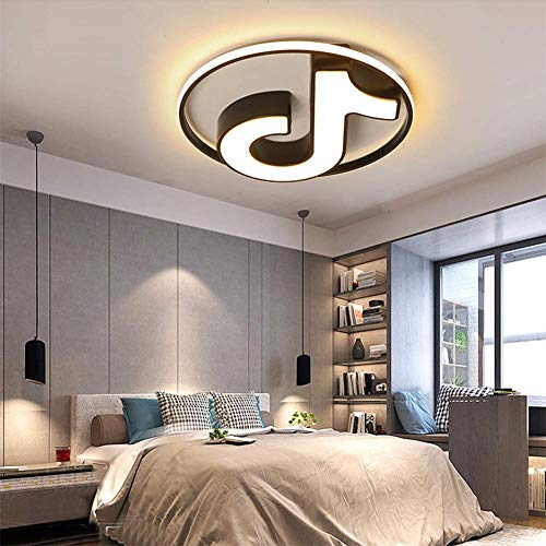 SXFYWYM Ceiling Light LED Moderne minimalistisch stepless dimmen voor bedroom badkamer restaurant verlichting