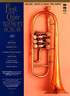 First Chair Trumpet Solos with Orchestral Accompaniment