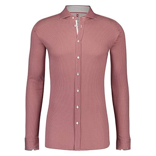 DESOTO Herren Jerseyhemd - Bügelfrei