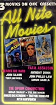 All Nite Movies Fatal Assassin, Heroes Die Hard, the Opium Connection