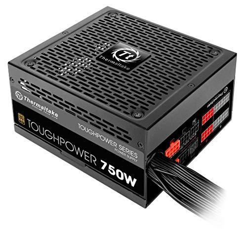 Thermaltake Toughpower 750W Gold (Modular) on Amazon