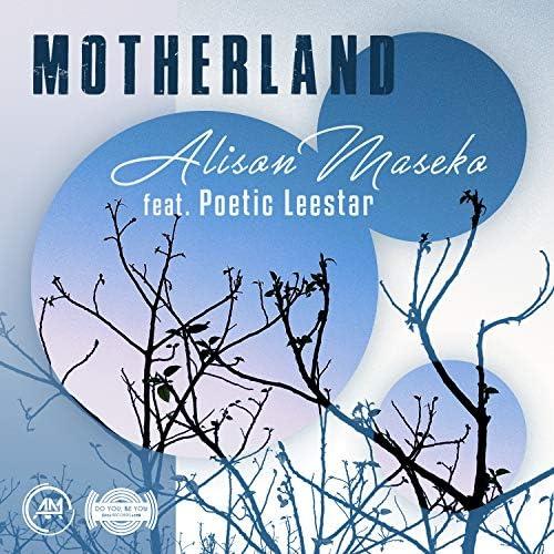 Alison Maseko feat. Poetic Leestar