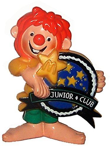 Unbekannt PUMUCKL Kunststoff Figur aus der McDonald's Junior Club Reihe: Pumuckl mit Auszeichnung