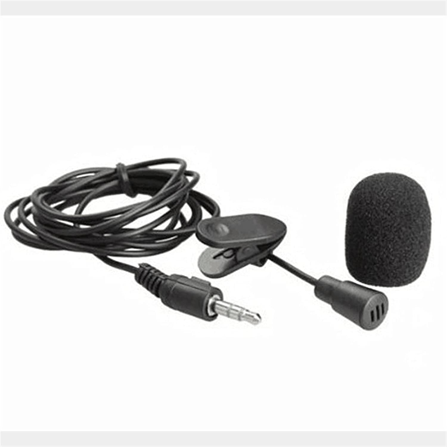 Microphone High Sensitivity Sales 2M Mic Tie Clip Microphones Selling and selling Clip-on