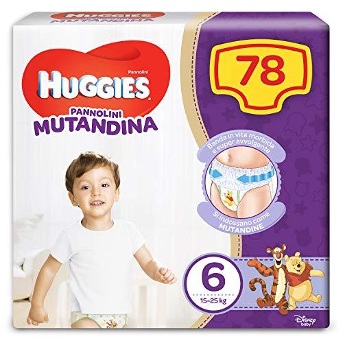 Huggies Windelhose 78 Einheiten Taglia 6