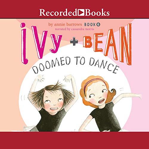 Ivy & Bean audiobook cover art