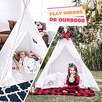 Peradix Foldable Children Indian Play Tents