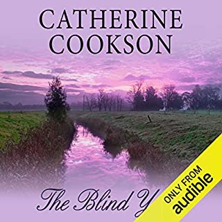 The Blind Years audiobook cover art