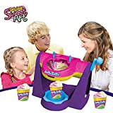 AMAV Toys 1664NE AMAV Laffy Taffy Ice Cream Maker Machine for Kids - Easy to Use & Make Your Favorite Ice Cream Flavors at Home - Best Group Activity for Friends to Do Together!