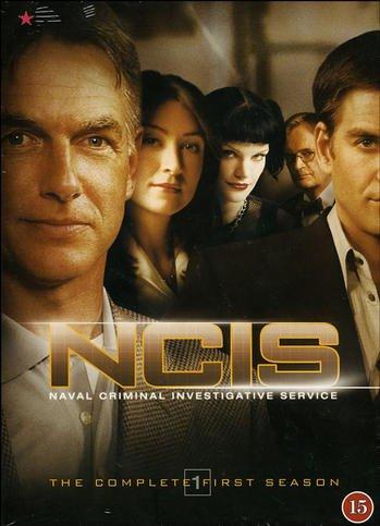 Navy CIS - Season 1 (6 DVDs)