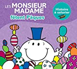 Monsieur Madame - Histoire à colorier
