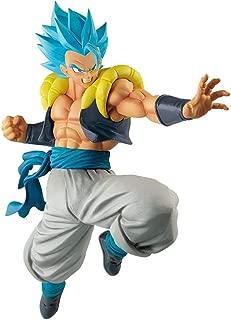 Banpresto 39035/ 10224 Dragon Ball Super Ultimate Soldiers - The Movie IV - Super Saiyan Blue Gogeta Figure