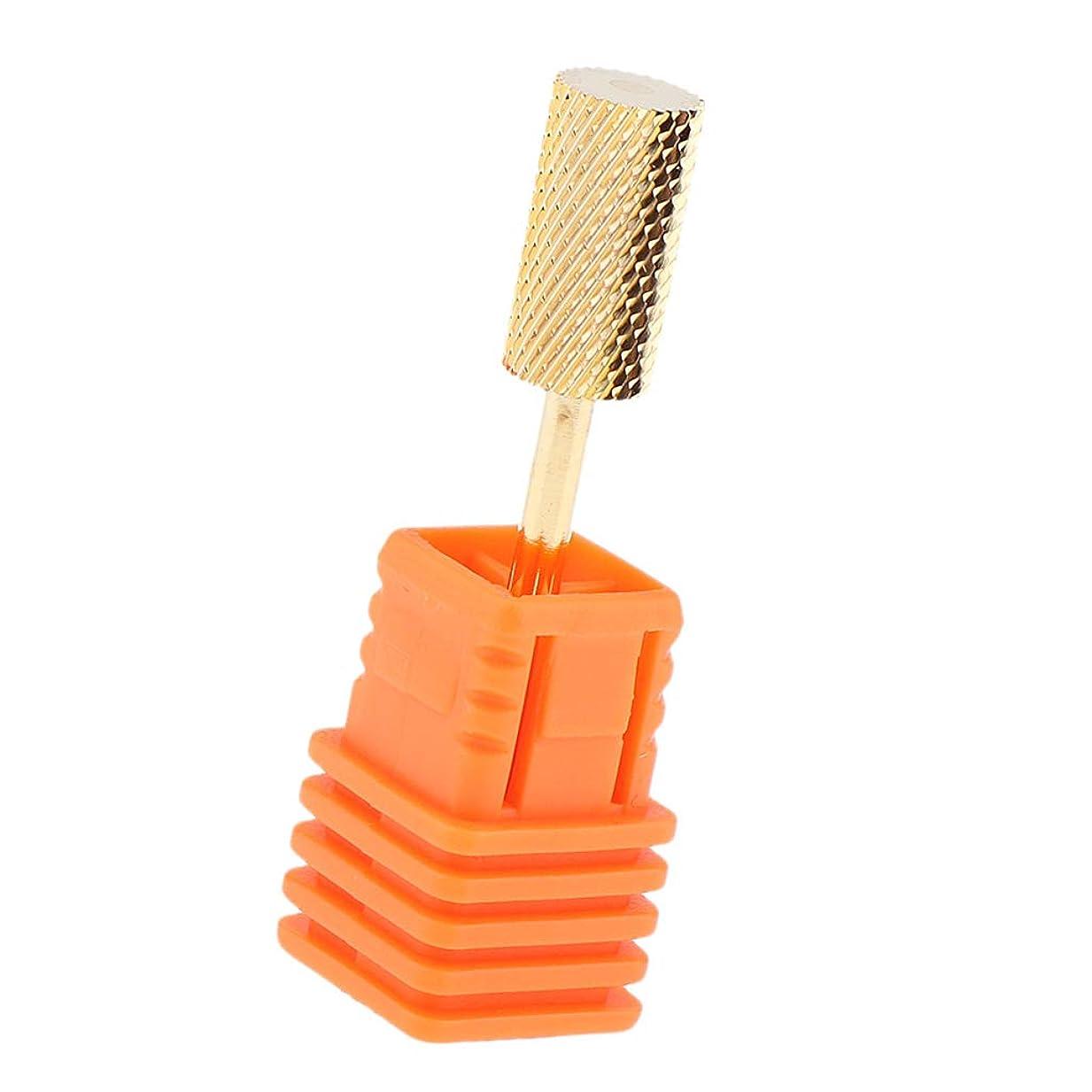 強調するスローガン強化CUTICATE ネイルアート ドリルビット ネイルチップ 研削ヘッド ネイルサロン 研削 配線 研磨 全6スタイル - M