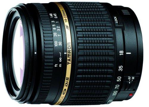 Tamron AF 18-250mm 3,5-6,3 Di II LD ASL Macro digitales Objektiv für Pentax