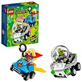 Lego Sa (FR) 76094 DC Comics Super Heroes - Jeu de construction - Mighty Micros : Supergirl contre Brainiac