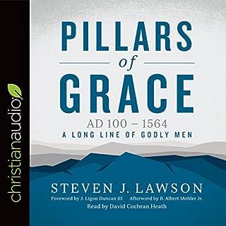 Pillars of Grace audiobook cover art